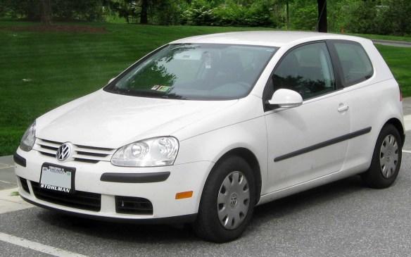 <p>2008-09 Volkswagen Rabbit</p>