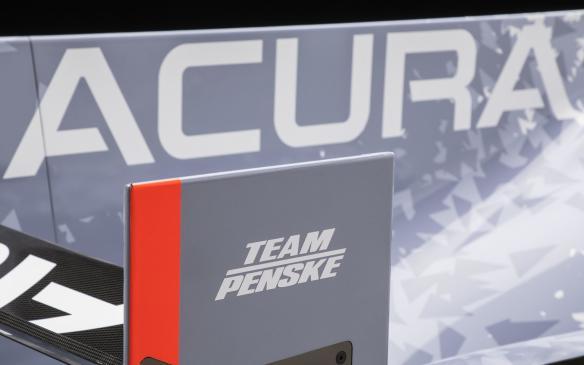 <p>Acura ARX-05 livery</p>