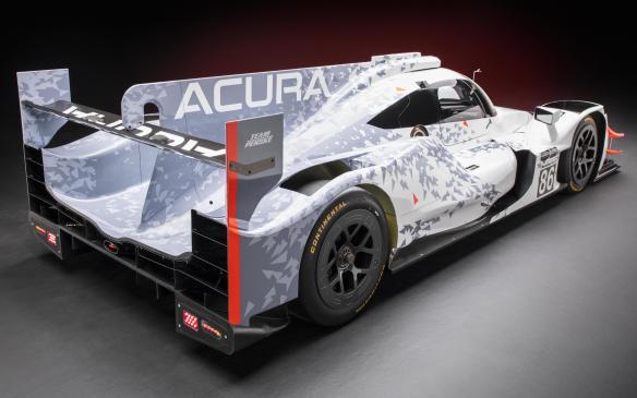 <p>Acura ARX-05</p>