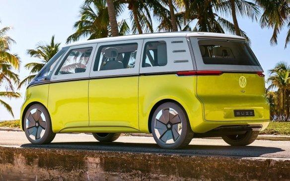 <p>Volkswagen ID Buzz Concept</p>