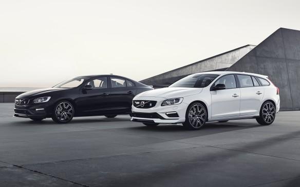 <p>2018 Polestar S60 and V60</p>