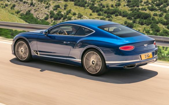 <p>2018 Bentley Continental GT</p>
