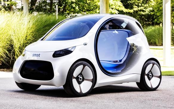 <p>Smart Vision EQ Fortwo Concept</p>