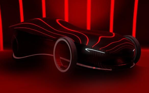 <p>Jaguar C-XS Concept</p>