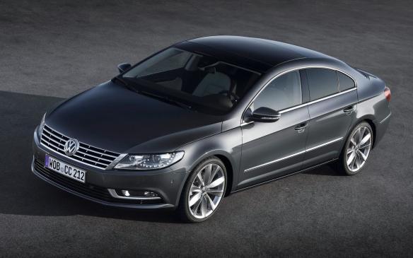 <p>2013 Volkswagen CC</p>