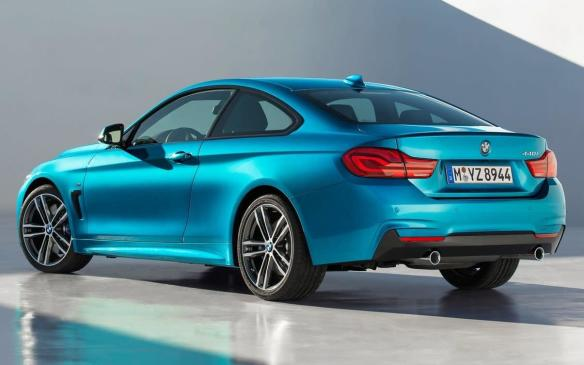 <p>2018 BMW 4 Series Coupe</p>