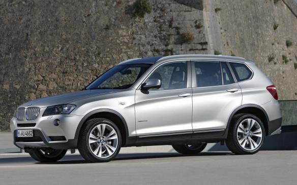 <p>2011 BMW X3</p>