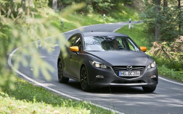 Mazda Skyactiv-X technology