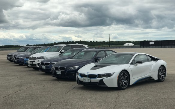 <p>BMW's Electric Future</p>