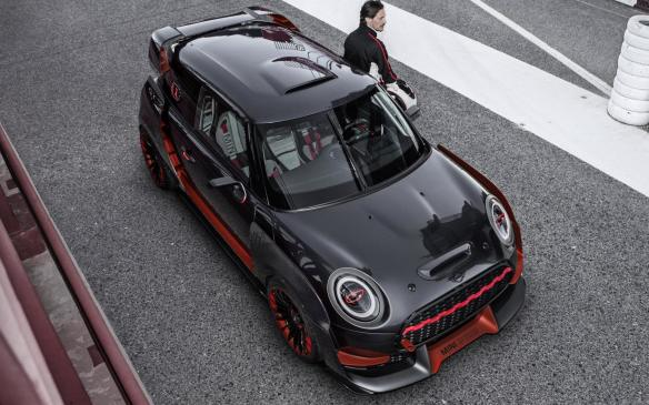 <p>Mini John Cooper Works GP Concept</p>