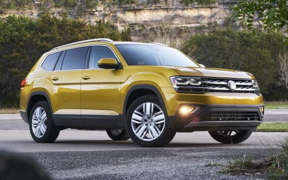 <p>2018 Volkswagen Atlas</p>