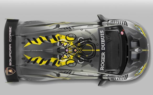 <p>Lamborghini Huracan Super Trofeo EVO</p>