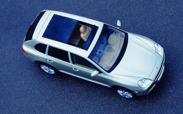 <p>2003 Porsche Cayenne Turbo</p>