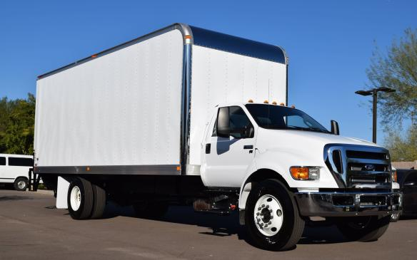<p>2015 Ford F-650</p>