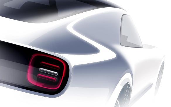 <p>Honda Sports EV Concept</p>