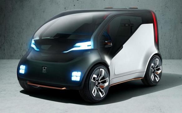 <p>Honda NeuV Concept</p>