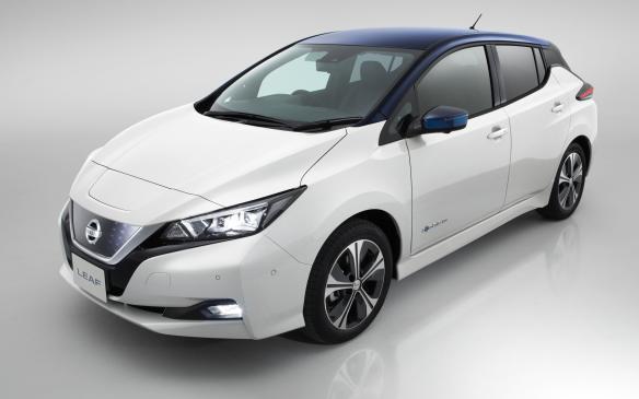 <p>Nissan Leaf</p>