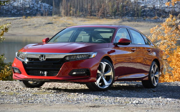 <p>The Honda Accord is the winner of the 2018 North American Car of the Year award, beating out is the performance-oriented Kia Stinger and the Toyota Camry for the top honours. No American cars were among the finalists.</p>