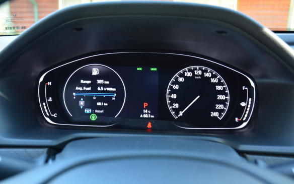 <p>Fuel economy numbers haven't been confirmed for the 2.0-litre, but a low 7.9 L/100 km city rating sneaks in just below the new Camry. On the flip side, the Camry has a better highway rating at 5.7 L/100 km compared to the Accord's 6.3 for an overall better combined rating.</p>