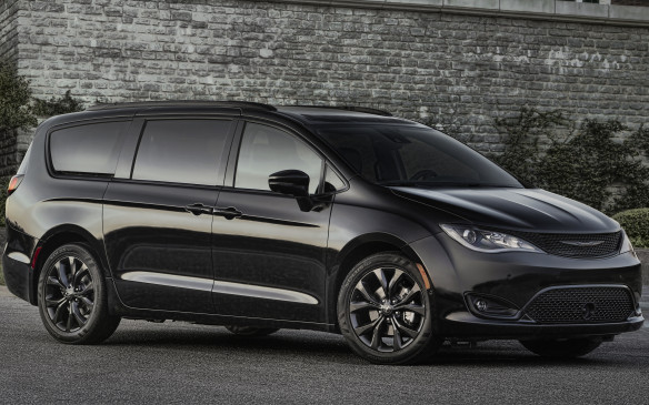 Chrysler Pacifica with S Appearance Package