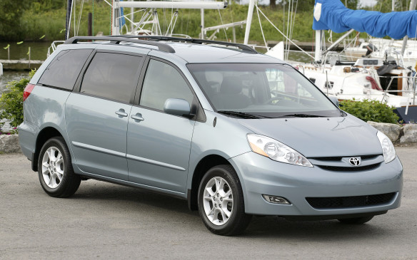 <p><strong>Vehicles: </strong>2005-07, 2009-10 Toyota Sienna</p> <p><strong>Number of vehicles affected</strong>: 23,508</p> <p><strong>Details</strong>: A problem with the shift lock solenoid may allow the automatic transmission to shift out of PARK without the required depression of the brake pedal, which could result in unintended vehicle movement, increasing the risk of injury or damage.</p> <p><strong>Correction</strong>: Dealers will replace the shift lock solenoid.</p>