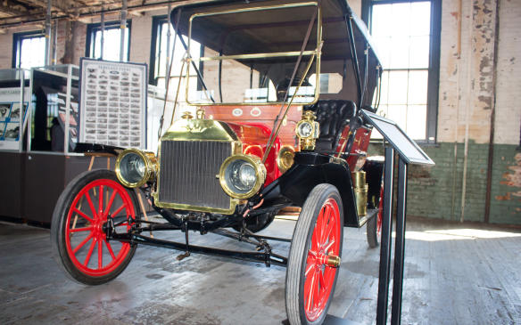 <p>The success stories of Henry Ford's Model T and the moving assembly line are well known but the car was born of more modest means, in a plant on Detroit's Piquette Avenue, which is now a museum paying tribute to what was once the world's most popular vehicle and its times.</p> <p>Words and pictures by Gerry Malloy</p>