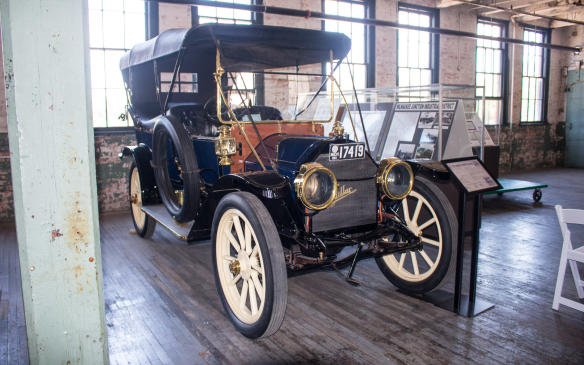 <p>There's a Cadillac connection, too. When Henry Ford bailed on his second attempt at an auto company (called the Henry Ford Company), in a dispute with his financial backers, it carried on quite successfully with a new name – Cadillac!</p>
