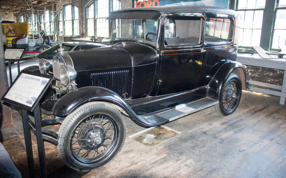 <p>Production of the Model T ceased on May 26, 1927. It was replaced about six months later by an all-new car thatreprised the name of Henry Ford's very first production model - the Model A.</p>