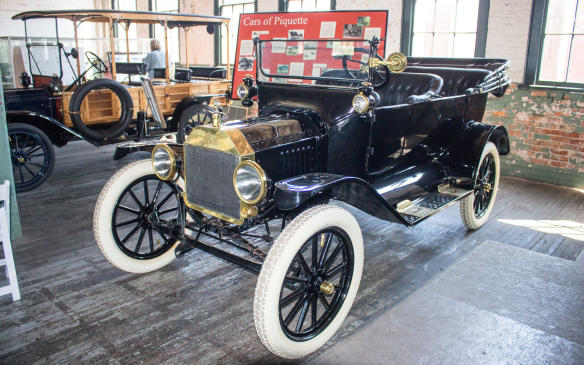 <p>By 1910, about 12,000 Model T's had been built by hand at Piquette Avenue – a drop in the bucket compared to the 15-million that would be produced over the next 17 years, but enough to overtax the capabilities of the just six-year-old plant at that time. So Ford moved on to an all-new and much larger facility in Detroit's Highland Park area, where the Model T would ultimately be built in massive numbers on moving assembly lines.</p>