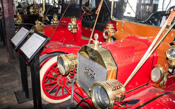<p>While its predecessors provide the context for its evolution, it's the Model T that is the core of the museum, as it is of Ford's history. And there are plenty of examples on display.</p>