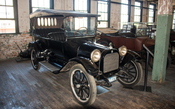<p>Yes, those Dodge Brothers... the ones who began their own car company in 1914, using the fortune they made not only from supplying Ford with engines, transmissions and more but from ultimately selling back the shares they had earned in Ford Motor Company to Henry Ford.The same Dodge Brothers whose name still adorns cars made today.</p>