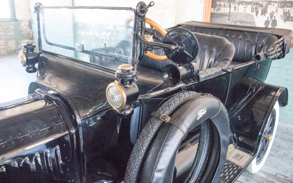<p>By the post-Piquette era, most of the brass was gone, along with the colour, as every effort possible was made to trim cost from the Model T and keep its prices the lowest on the market.</p>