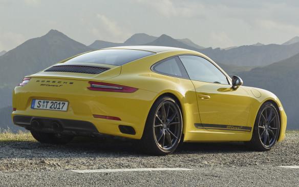 <p>Porsche 911 Carrera T</p>