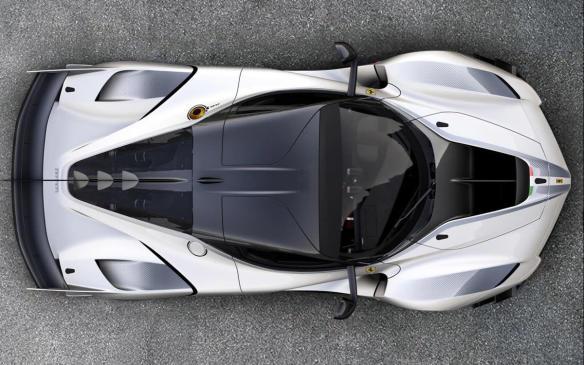 <p>Ferrari FXX-K Evo</p>