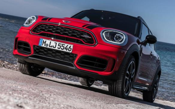 <p>Mini John Cooper Works Countryman</p>