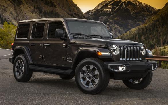<p>2018 Jeep Wrangler Unlimited</p>