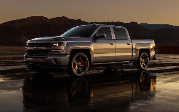 <p>Chevrolet Silverado Performance Concept</p>