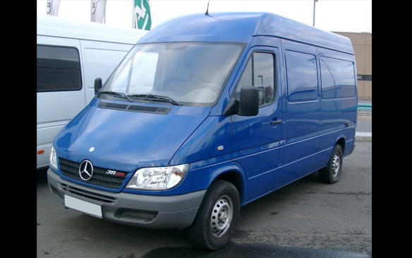 "<p><strong>Vehicles: </strong>2003 Mercedes-Benz Sprinter</p> <p><strong>Number of vehicles affected</strong>: 2</p> <p><strong>Details</strong>: On vans equipped with anti-lock brakes (ABS) but not stability control (ESC), the brake system indicator tell-tale may not illuminate as required under Canadian motor vehicle standards during the lamp function check, when the ignition is initially turned to the ""ON"" (run) position.</p> <p><strong>Correction</strong>: Dealers will correct the instrument cluster coding.</p> <p>(Credit: Wikipedia/Rudolf Stricker)</p>"