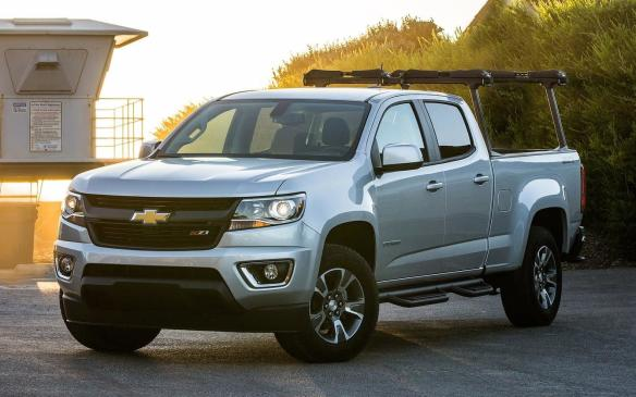 <p><strong>Vehicles: </strong>2015 Chevrolet Colorado</p> <p><strong>Number of vehicles affected</strong>: 17,387</p> <p><strong>Details</strong>: An expansion on a previous recall: the second stage of the driver airbag deployment may not inflate as completely or fully as it's intended to, resulting in potential injury to the driver.</p> <p><strong>Correction</strong>: Dealers will replace the steering wheel airbag module.</p>