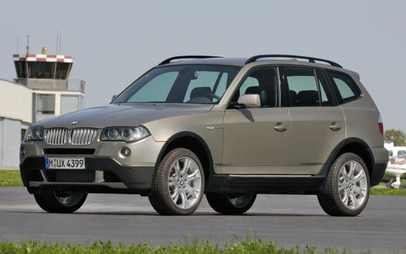 <p><strong>Vehicles: </strong>2006-10 BMW X3</p> <p><strong>Number of vehicles affected</strong>: 12,894</p> <p><strong>Details</strong>: The front passenger detection mat could become worn over time, resulting in not detecting an occupant in the seat and not deploying the airbag when it is needed in a crash. In such a situation, the airbag warning lamp and the passenger airbag ON/OFF lamp will indicate the airbag is deactivated.</p> <p><strong>Correction</strong>: Dealers will replace the occupant detection mat in the front passenger seat.</p>