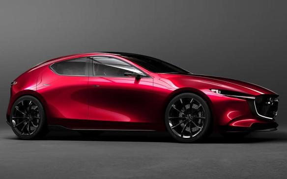 <p>Mazda Kai Concept</p>