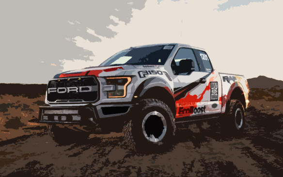 <p>Ford Raptor coloured</p>