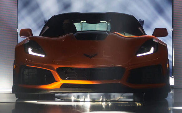<p>2019 Chevrolet Corvette ZR1</p>