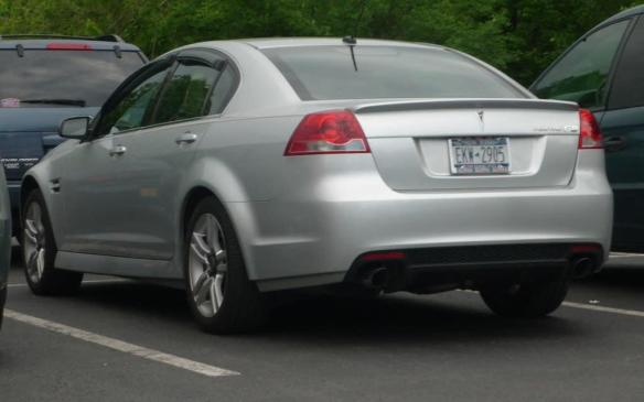 <p>The base sedan came with a 256-hp, four-cam 3.6L V-6, while the high-performance GT featured a 361-hp, pushrod 6.0L V-8. The V-8 deactivated four cylinders during steady-stated cruising to save fuel (tuners disabled the feature, natch). The very rare GXP model commandeered the Corvette's 415-hp, 6.2L V-8 and featured four-piston Brembo brakes and a tauter suspension. Mechanically, the single-most common G8 complaint involved noisy and quick-wearing front-end components and some drivetrain vibration. Other irritants included drained batteries, faulty brake lights (a recall item), fast-wearing tires, flimsy interior trim and the occasional truculent transmission.</p>