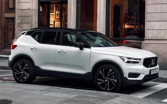 "<p>It's already old news in other parts of the world but the <a href=""https://autofile.ca/en-ca/auto-news/volvo-starts-production-on-xc40-compact-suv"">Volvo XC40</a> makes its North American debut in Los Angeles. The XC40 is the third and smallest CUV offering from the Sino-Scandinavian brand, along with the mid-size XC60 and the larger XC90. In Canada, the XC40 will be equipped with Volvo's T5 Drive-E powertrain and all-wheel-drive capability in two trim levels. It will arrive in Volvo showrooms in Spring 2018 as a 2019 model.</p>"