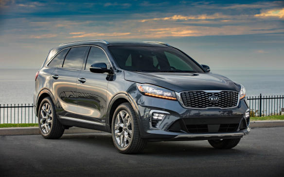 <p>Lincoln has already revealed pictures of its significantly-refreshed 2019 MKC compact crossover, which incorporates the new Lincoln signature grille design introduced on the Continental, as well as a new rear fascia. It also adds new connectivity and safety, including Pre-Collision Assist with Pedestrian Detection. The 2019 MKC will go on sale next summer.</p>