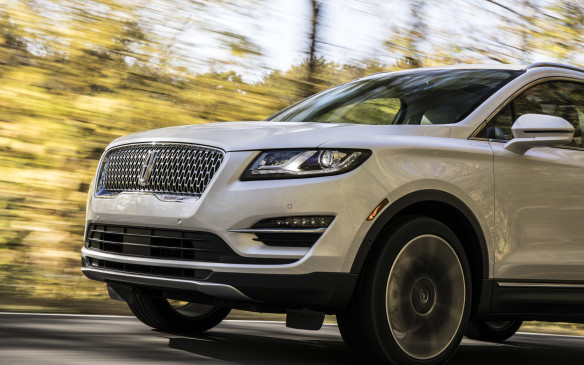 <p>Lincoln also revealed its significantly-refreshed 2019 MKC compact crossover, which incorporates the new Lincoln signature grille design, as well as a new rear fascia. It also adds new connectivity and safety features, including Pre-Collision Assist with Pedestrian Detection. The 2019 MKC will go on sale next summer.</p>