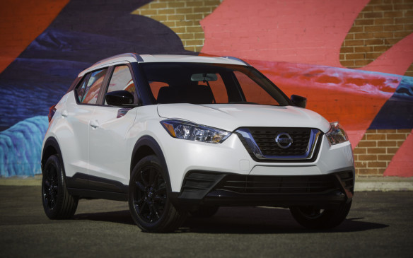 <p>Nissan revealed a new CUV model for North America, which is, in fact, a version of the sub-compact Kicks that has been on sale in South America since 2016 and will also be sold in China. It is powered by a 1.6-litre four-cylinder engine, rated at 125 hp and 115 lb-ft of torque, combined with a continuously-variable transition. It will be offered only with front-wheel-drive and will compete with vehicles like the Honda HR-V, Mazda CX-3 and Toyota C-HR.</p>