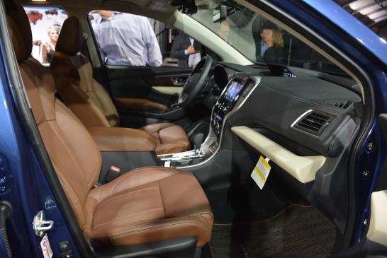 <p>2019 Subaru Ascent</p>