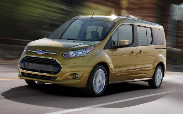 <p>2018 Ford Transit Connect</p>